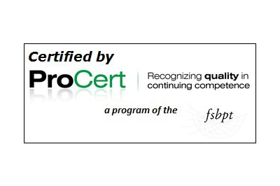 ProCert Badge - Certified by ProCert